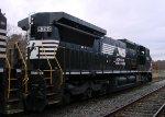 NS 8394 rear