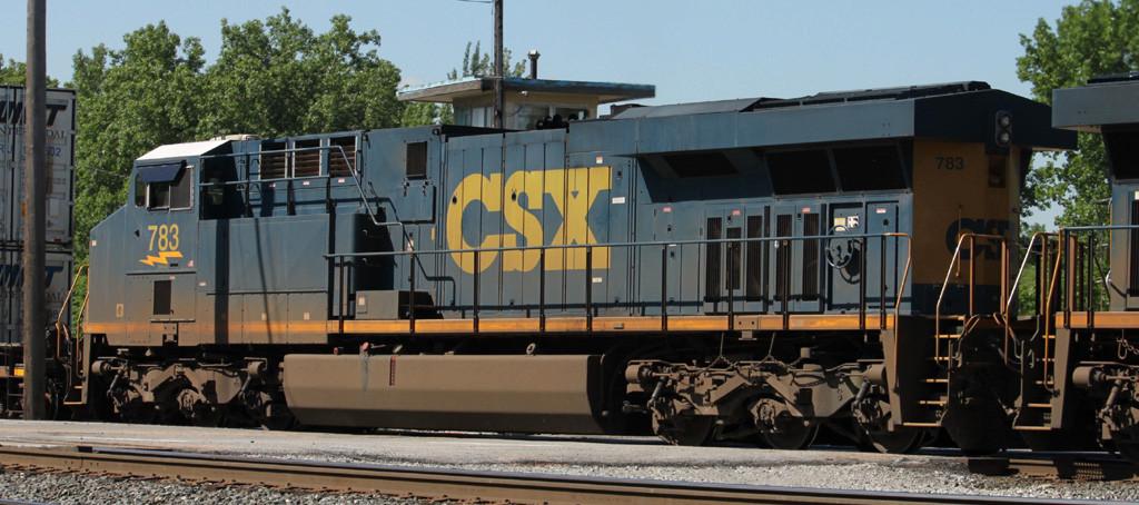 CSXT 783
