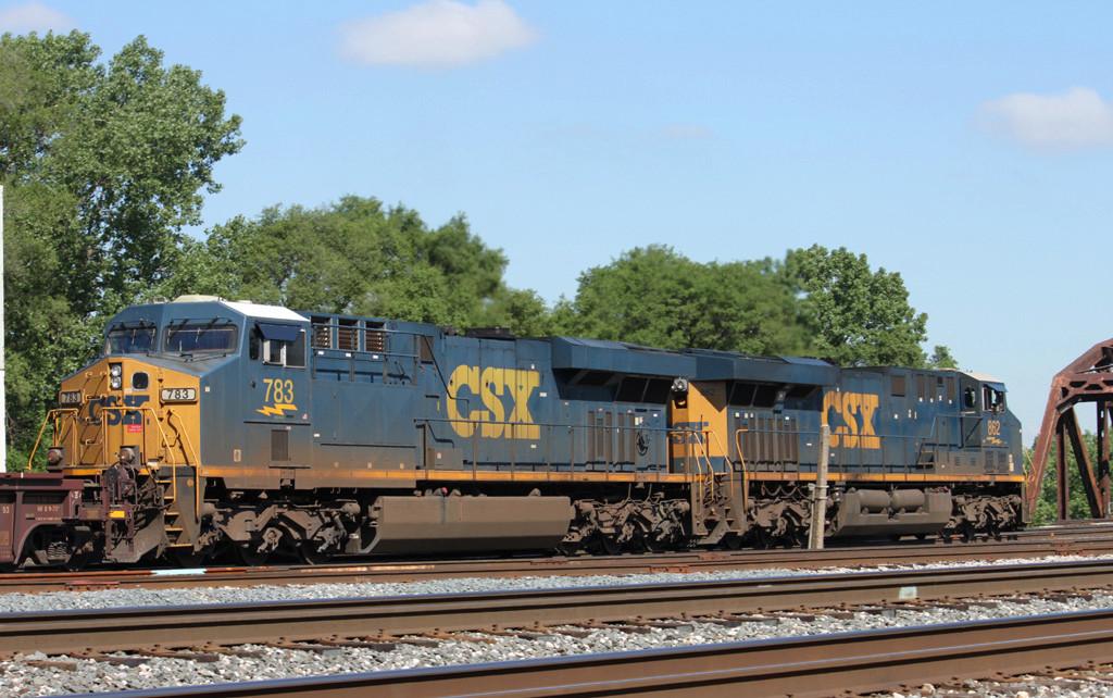 CSXT 783 - CSXT 862