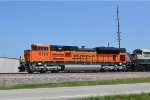 BNSF 8776  at jayhawk  road