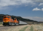 BNSF 9371 south
