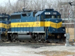 ICE 4204 in KCS yard