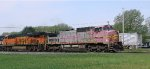 BNSF 880 leads WPCA-11
