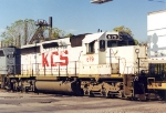 KCS 679 on NS 219 at 32nd st.