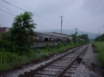 Abandoned Amtrak liners