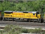 UP 9184 at Cajon Pass