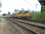 OFOX 2810  EMD SD40-2  5/23/2014