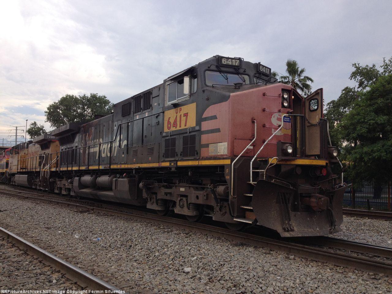 UP ex-SP 6417