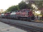 Sorpresiva Ferrosur 4700 en Monterrey