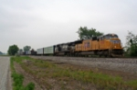 UP 4920 & NS 9797 WB on the Wabash Line