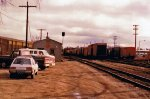 Ann Arbor Ferry Yard in the early 1980's
