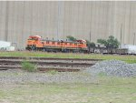 BNSF 1235 and BNSF 1276