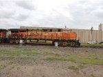 BNSF 7908