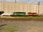 BNSF 1662 and BNSF 2378