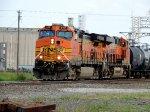 BNSF 5151 and BNSF 6874