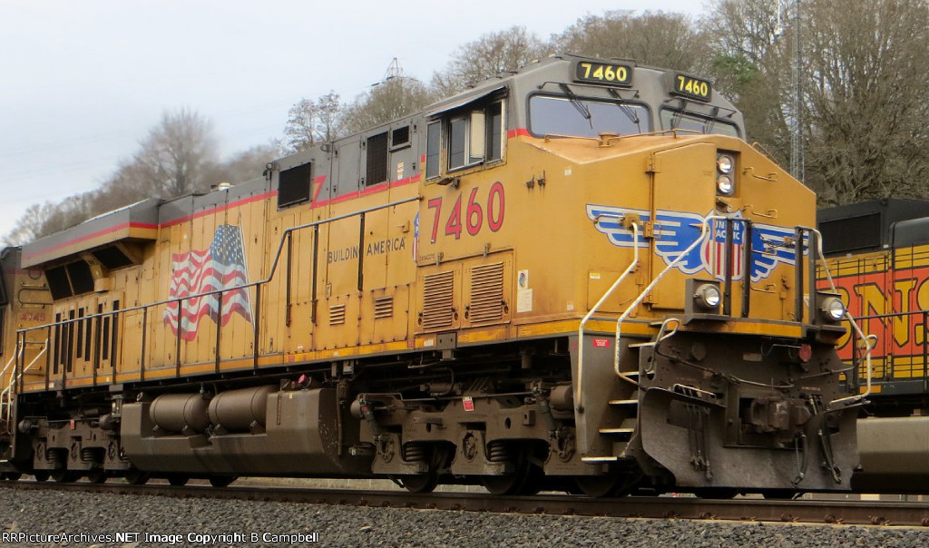 UP 7460