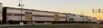 AMTK 24 - AMTK 202 northbound with AMTK 1241 baggage car