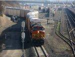 BNSF 4047 - BNSF 7938 DPU