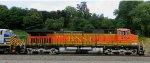 BNSF 4164 - CREX 1215