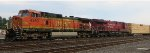 BNSF 4560 and CP 8851