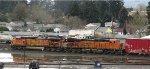 BNSF 4739 - BNSF 6644