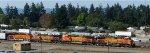 BNSF 4817 - BNSF 4724 - BNSF 5054 - BNSF 3940