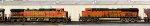 BNSF 4990 (northbound mixed freight near through-lane) passing BNSF 6512