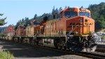 BNSF 5959 - BNSF 4980