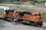 BNSF 6229 - BNSF 6739