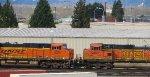 BNSF 6297 with BNSF 5401