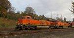 BNSF 6908 - BNSF 7599