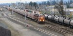 BNSF 7916 - BNSF 5053