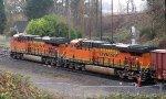 BNSF 8019 - BNSF 6975