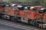 BNSF 9070 - BNSF 4491