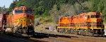 PWRR 2307 - BNSF 5507