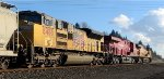 UP 8488 - CP 9355 - UP 5544