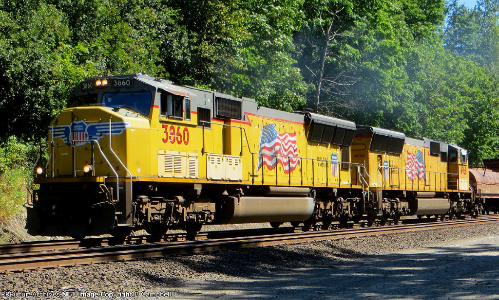 UP 3860 - UP 4968