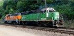 BNSF 2930 - BNSF 1504