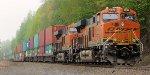 BNSF 6598 - BNSF 7126