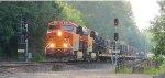 BNSF 8163 - BNSF 8021
