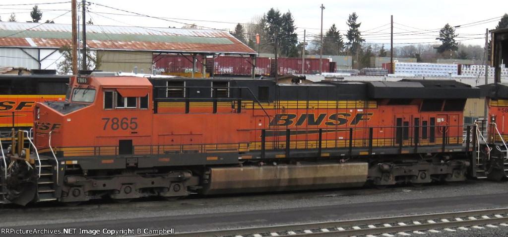 BNSF 7865