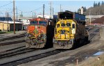 BNSF 1035 and BNSF 2869