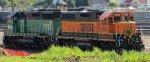 BNSF 2156 - BNSF 2723
