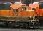 BNSF 2721 and BNSF 2767
