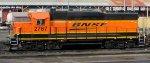BNSF 2767 GP39