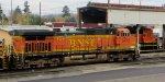 BNSF 5473 / BNSF 2767