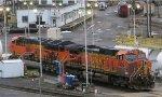 BNSF 5495 - BNSF 3881