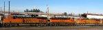 BNSF 6502 - BNSF 3186 - BNSF 4058