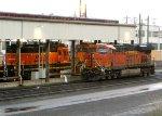 BNSF 6603 / BNSF 2810
