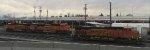 BNSF 6945 & BNSF 9236 - BNSF 6950